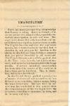 Emancipation. /1863/