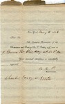 American and Foreign Anti-Slavery Society. Letter,