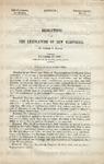 U.S. 30th Congress. lst Session. Senate. Miscellaneous No. 17.
