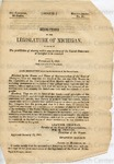 U.S. 30th Congress. 2nd Session. Senate. Miscellaneous No. 48.