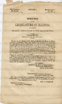 U.S. 30th Congress. 2nd Session. Senate. Miscellaneous No. 38.