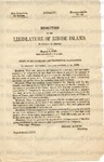 U.S. 30th Congress. 2nd Session. Senate. Miscellaneous No. 62.
