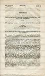 U.S. 26th Congress. lst Session. Senate.
