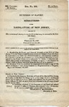 U.S. 29th Congress. 2nd Session. House of Representatives. Document No. 101.