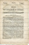 U.S. 30th Congress. lst Session. Senate. Miscellaneous No. 19.
