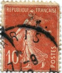 Republique Francaise.