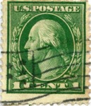 U.S. Postage Stamps.