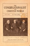 Magazine - The Congregationalist and Christian World Aug. 20, 1904