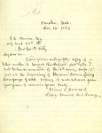 Brown, E.C. Esq., 03/12/1886