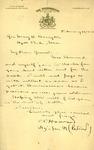 Carrington, General Henry B., 02/15/1905