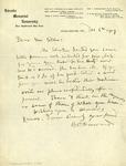 Gilder, Richard Watson, 12/06/1907