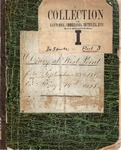 Diary at West Point Sept. 23, 1857- May 19, 1858 by O.O. Howard Collection