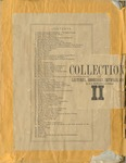 Collection of Lectures, Addresses, articles, by O.O. Howard and others by O.O. Howard Collection