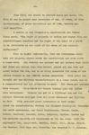 Untitled Manuscript on Abraham Lincoln by O.O. Howard Collection