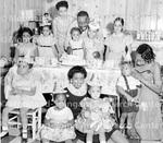 Children at a birthday party 2