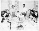 Children at a birthday party 3