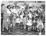 Children at a birthday party 4