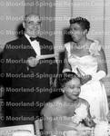 Dr. Mordecai W. Johnson, Mrs. Esther G. Pollard, Dr. Mamie P. Clark