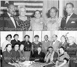 Unidentified Group of Men and Women 13