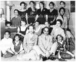 Unidentified Group of Men and Women 20