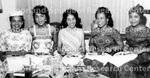 Women - Liberians ar at Dinner Party