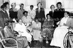 Medical - Freedmen's' Hospital - Unidentified Group at Freedmen's Hospital