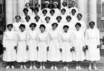 Medical - Freedmen's' Hospital - 1954 Graduating Class of Freedmen's Hospital