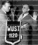 Hal Jackson WUST Radio