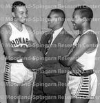 Basketball - Teams - Unidentified 12 [Howard University player]