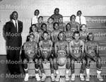 Basketball - High School - Terrell Junior High Basketball Team; 1959 Champs