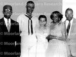 Weddings - Just Wed - The Washingtons