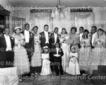 Weddings - Mr. and Mrs. Herbert Lewis Mitchell