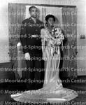 Weddings - Miss Hattie C. Butler and Pfc. William C. Martin