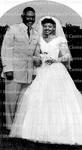 Weddings - Lt. and Mrs. Bernard C. Hughes