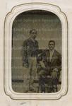 Unidentified Men: One Standing, One Sitting
