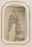 Unidentified male in vest and jacket