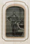 Unidentified male posing