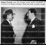 Adam Clayton Powell Jr. and Bill Hastie