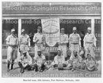 25th Infantry Baseball Team