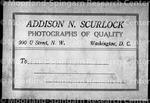 Addison N. Scurlock Mailer