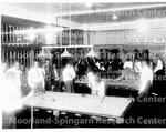 Chicago YMCA Billard Room