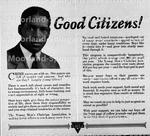 """YMCA Good Citizen in """"Boy Bandits"""""""