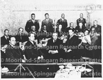 Afro-American Newspaper Banquet for Negro National League