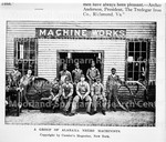 A group of Alabama Negro machinists