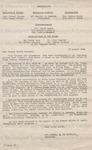 Prometheans Newsletter (Aug 1944)