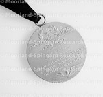 Robeson, Paul Spingarn medal-back