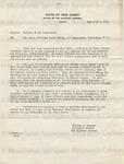 Higgins, William A. to Chief, National Guard Bureau by MSRC Staff