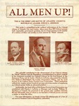 All men up! Pamphlet by MSRC Staff