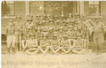 Ft. Des Moines Hosptial Corps The Negroes First Gift to France