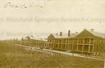 1073 - Barracks Fr. Des Moines, Iowa by Thomas Montgomery Gregory